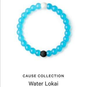 Blue Water Lokai Bracelet